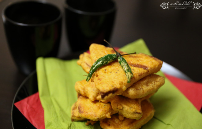 Bread Pakoda/ Bread Bhaji Recipe/ How to make break pakoda