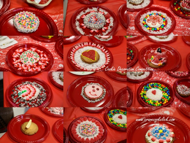 cookie Decoration competition 2014