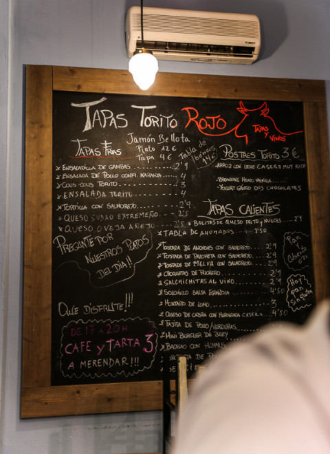 One of our best dining experiences throughout Spain