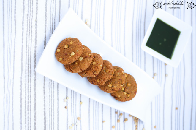 Dal Vada Recipe/How to make Dal Vada