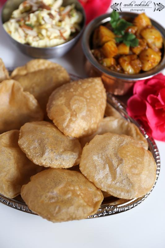 Gudi Padwa and Shrikhand Puri