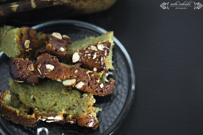 Banana Almond Bread Recipe