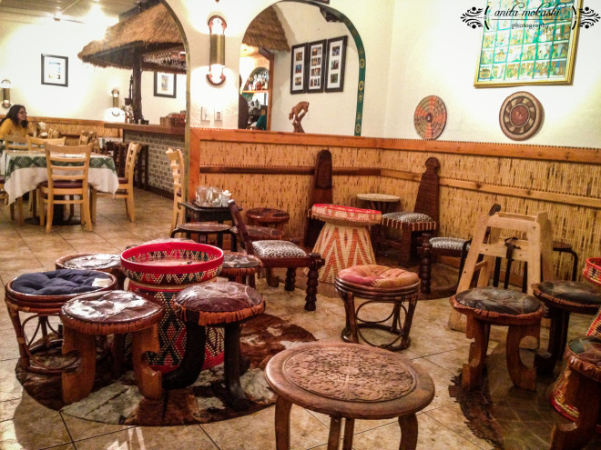 Zeni Ethiopian Restaurant Review