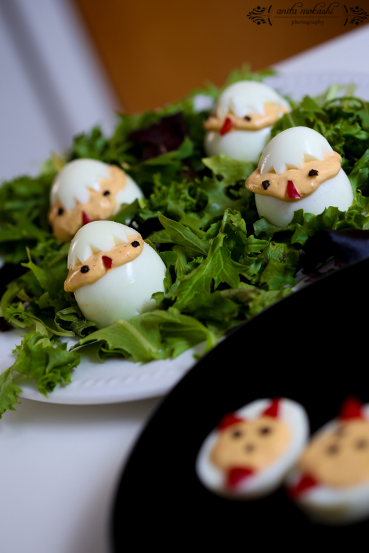 Devil Eggs Easter Recipe