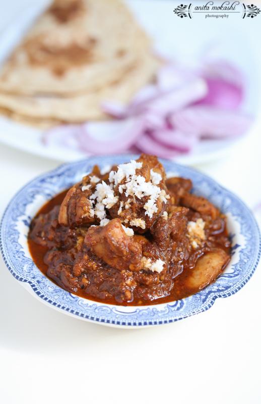 Mangalorean Bunt Chicken Recipe