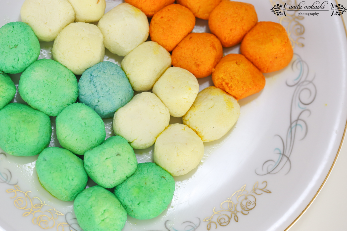Tri color Rasgullas Recipe-Independence Day Special