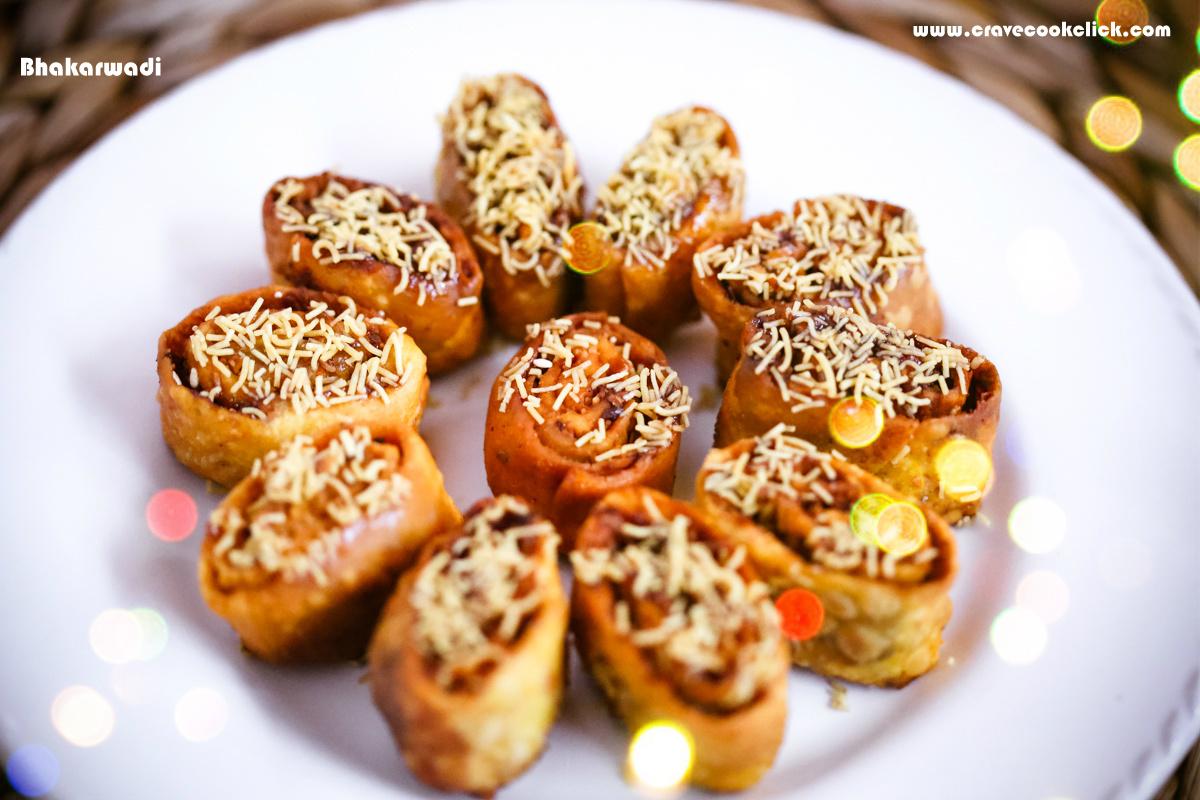 Bhakarwadi-Diwali Delicacy