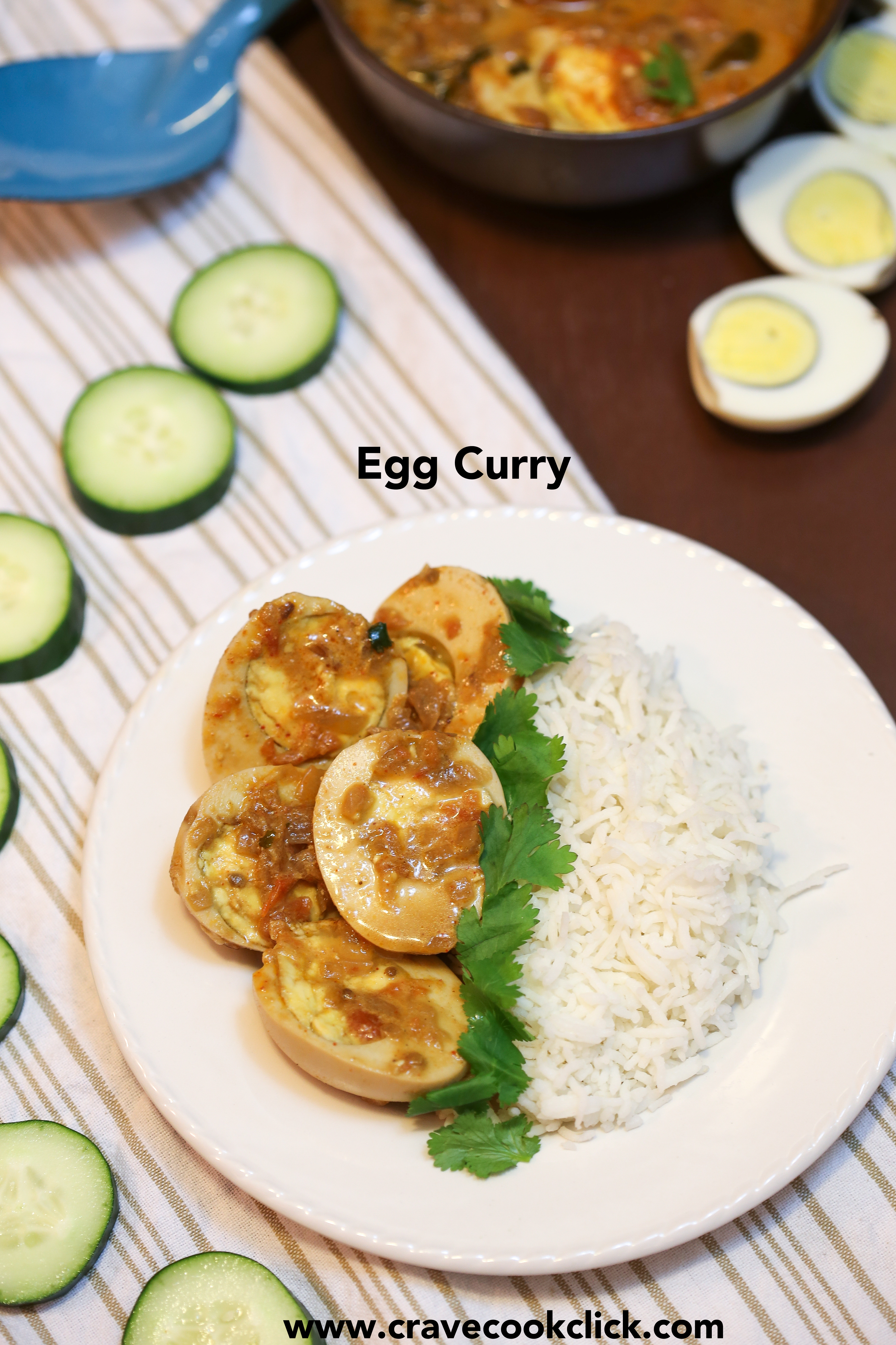 Egg Curry Recipe/How to make egg masala