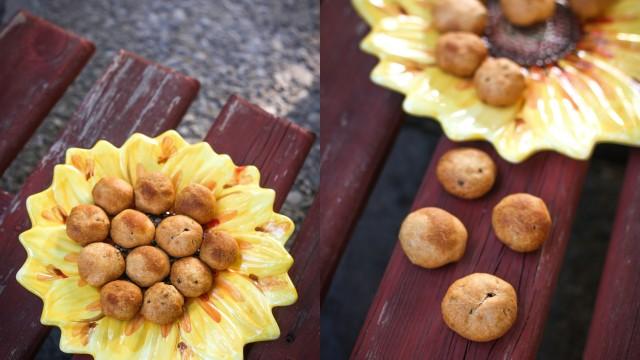 Baked Moong Dal Kachori/How to make a baked kachori