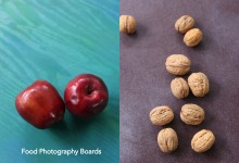 DIY Food Photography Boards Tutorial