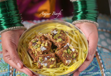 Anjeer Barfi Recipe/How to make anjeer barfi