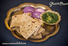 Ghadichi Chapati Video Recipe/Ghadichi Poli Recipe