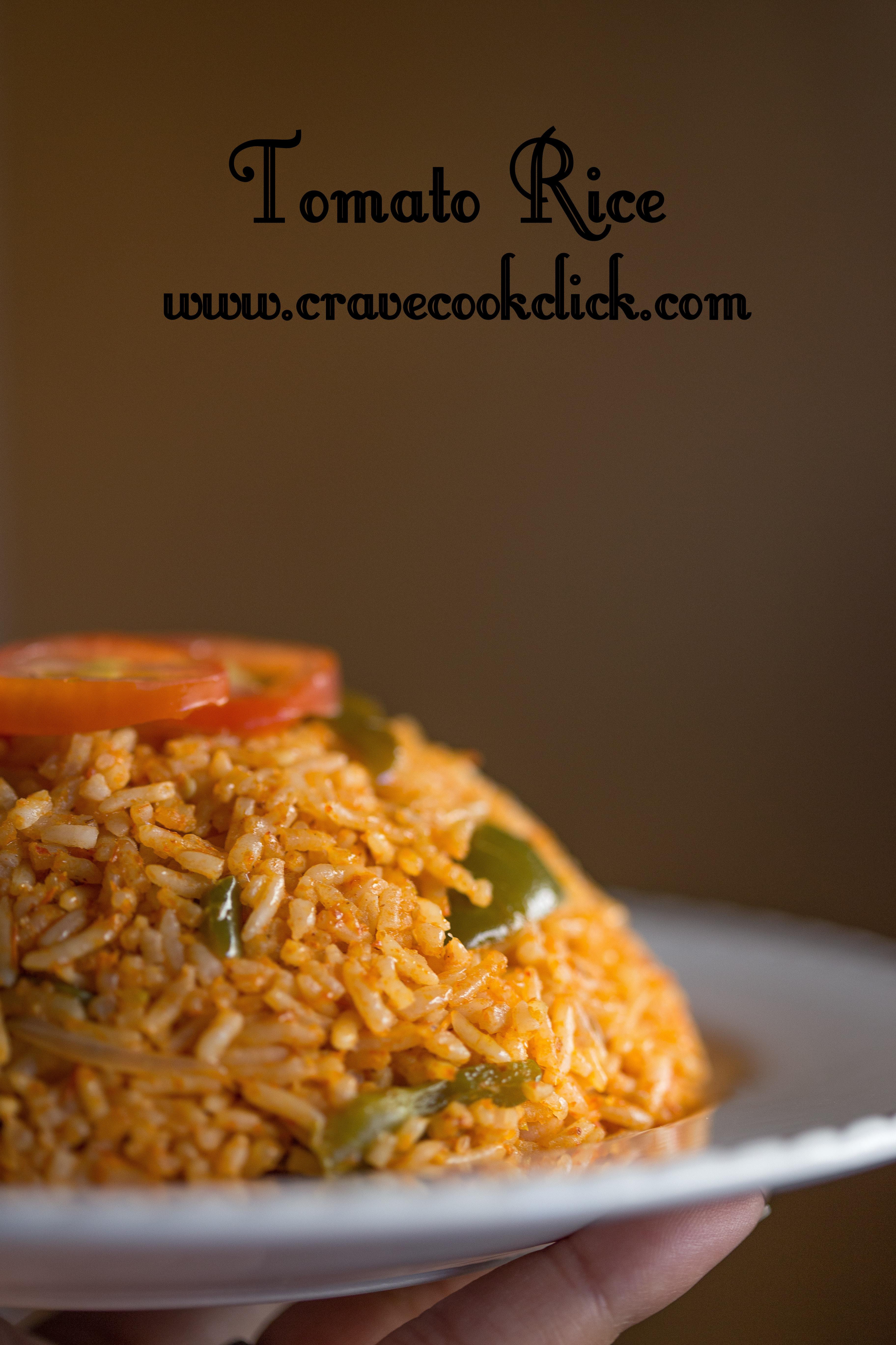tomato rice recipe, how to make tomato rice, thakkali sadam recipe