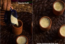 Masala dudh/Masala milk Recipe