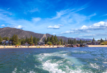 Visit to Lake Tahoe in Summer