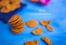 Masala Mathri Recipe, how to make mathri, diwali recipes, indiansnacks