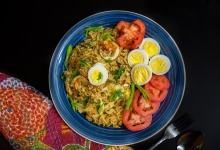 egg rice egg recipes easy rice recipes how to make egg rice food blog food photography indian recipes chinese egg rice recipe indian egg rice