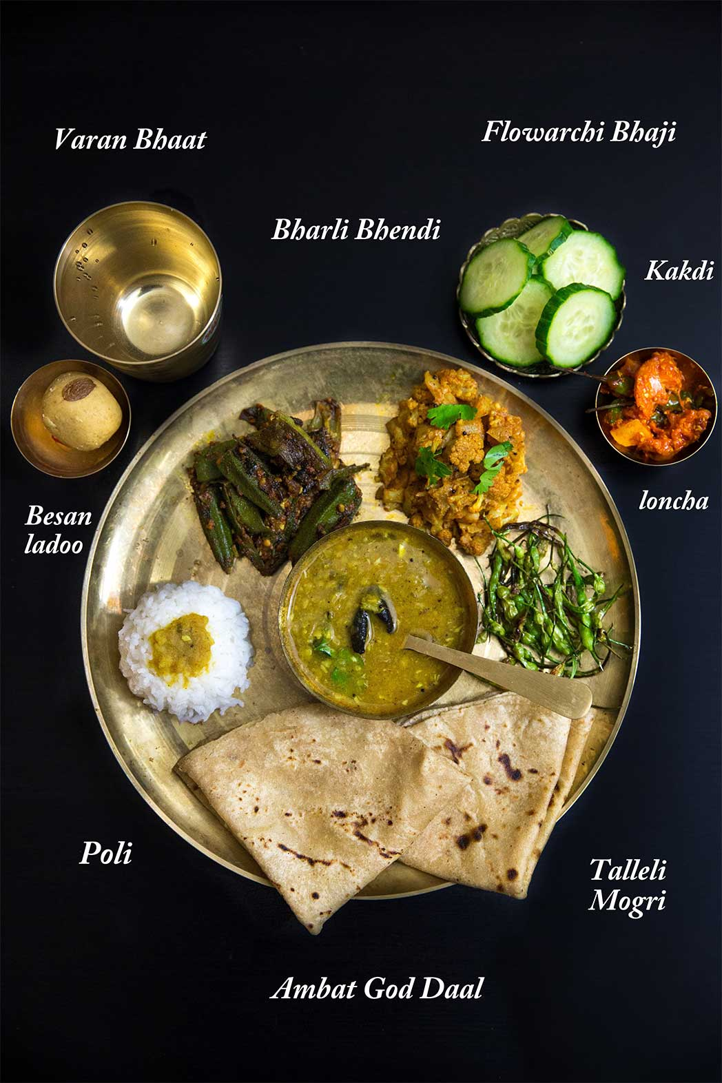 Indian food recipes, indian recipes, marathi thali, marathi recipes, varan bhat toop, indian recipes, top food blogs, food photography,