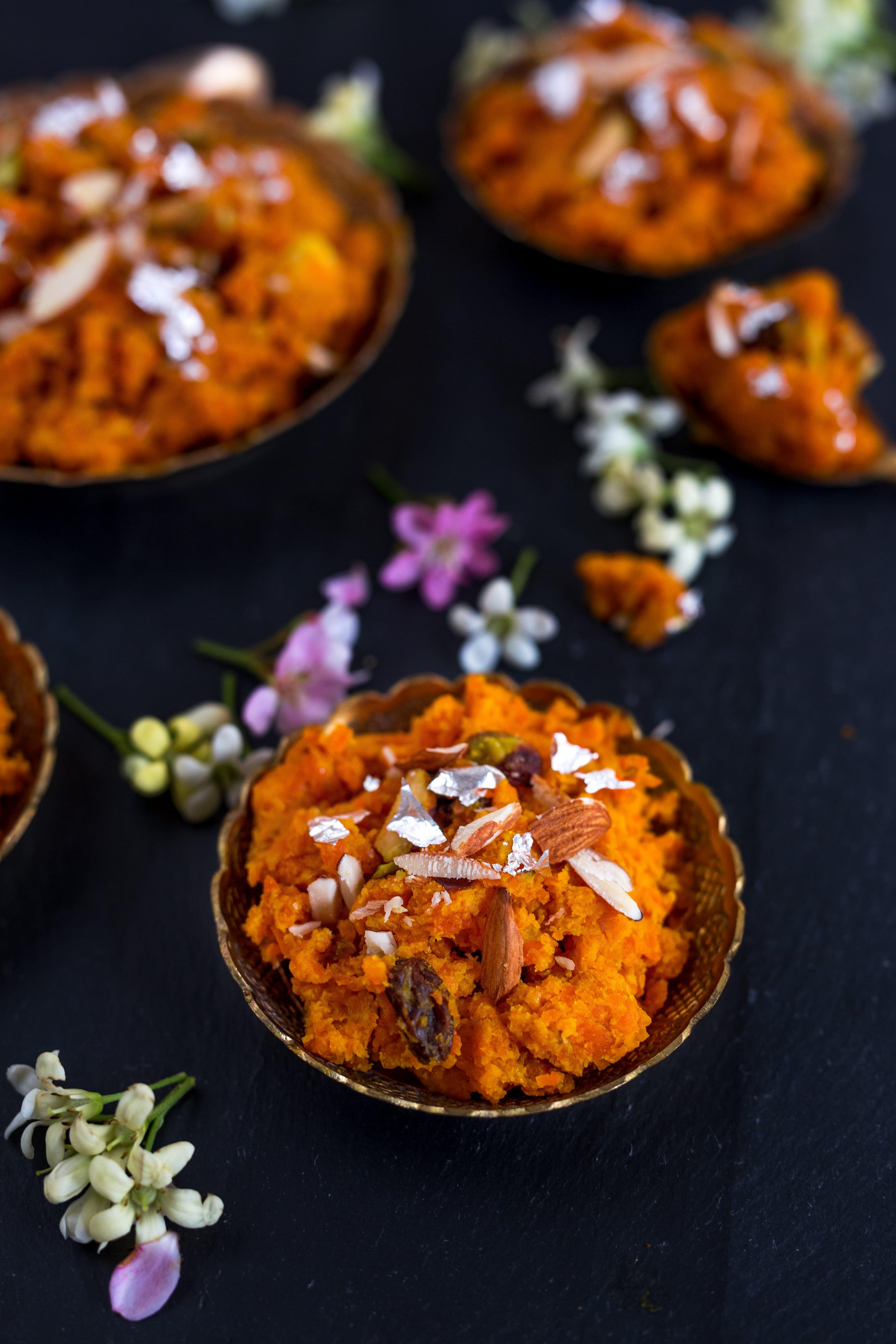 gaajar ka halwa recipe, how to make gaajar ka halwa, easy gaajar ka halwa recipe, desserts, kids recipes, navratri & fasting recipes, north indian recipes, popular indian recipes, punjabi recipes, tiffin recipes, toddler recipes
