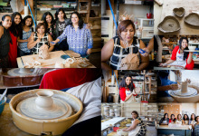 Higher Fire Pottery Workshop