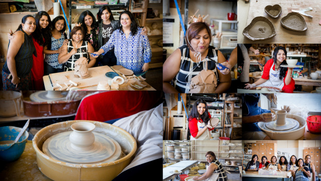 Higher Fire Pottery Workshop