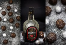 rum balls recipe, easy rum balls, food photography, christmas recipes, how to make rum balls, holiday recipes, food blog