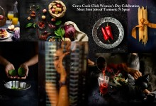 womens day, food blogger, simi join, food pictures, interview, womens day celebration, crave cook click, food blogging,