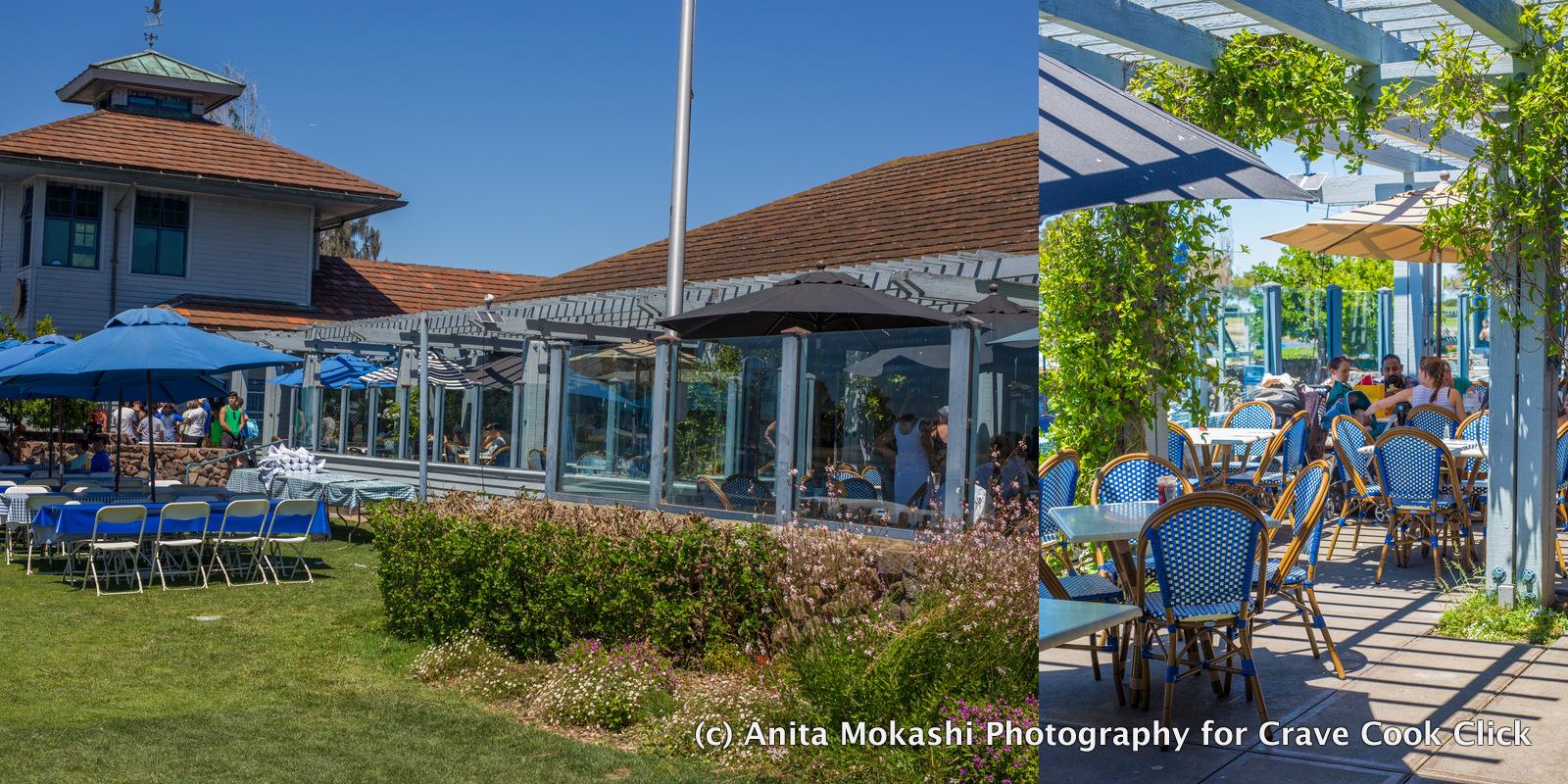 Shoreline lake cafe, Mountain View, Shoreline park, restaurant reviews, shoreline park