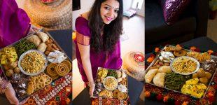 laxmipujan, sev recipe, kalakand recipe, diwali2017, diwalirecipes, diwali celebrations, saree, indian festivals, murukku recipe, chocolate barfi recipe, diwali crackers, diwali parties
